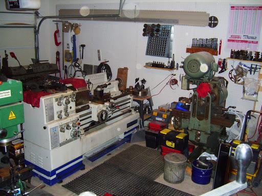 πώληση μηχανημάτων μηχανουργείου